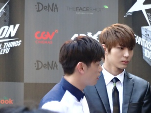 VIXX Red Carpet
