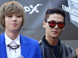 TEENTOP Red Carpet