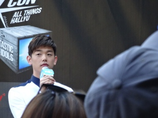 Red Carpet MC Eric Nam