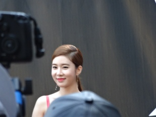 Yoo In Na Red Carpet