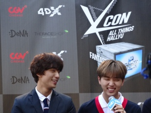 B1A4 Red Carpet